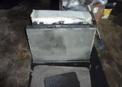 Радиатор охлаждения двигателя. Nissan Bassara, JU30, JNU30 Двигатель KA24DE