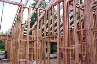 Строительство каркасных домов по канадской технологии Nascor
