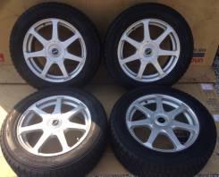 Bridgestone FEID. 7.0x17, 5x100.00, 5x114.30, ET50, ЦО 75,0мм.