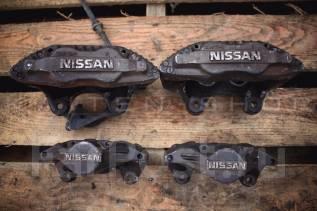 Тормозная система. Nissan Silvia Nissan Skyline