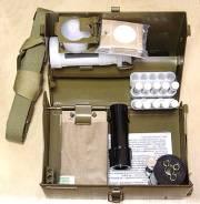 ВПХР войсковой прибор химической разведки (с хранения)