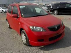 Mazda Demio. DY#W