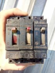 Выключатели автоматические.