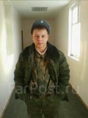 Военнослужащий по контракту. Среднее образование, опыт работы 1 год