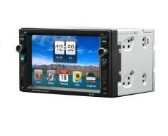 Мультимедийный центр HD экран, сенсорное управление, усилитель 4*60 Вт