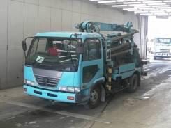 Nissan Condor. бетононасос, 9 200 куб. см., 17 м. Под заказ
