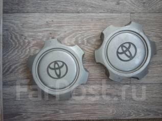 """Колпачки от литья Toyota. Диаметр 4"""", 1 шт."""
