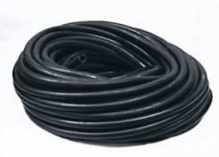 Рукав кислородный (черный с синей полосой), ф 6,3 мм Р=2МПа (бухта 50 м, ВРТ), Арт. 4540