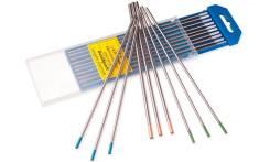 Электрод вольфрамовый цериевый (серый) WC-20, ф 1,0 х 175 мм (AC/DC)