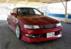 Обвес кузова аэродинамический. Toyota Mark II, JZX90 Двигатели: 1JZGTE, 1JZGE
