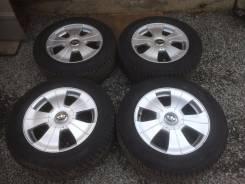 Комплект колес 215/60R16 литье 5*100, 5*114.3. 7.0x16 5x100.00, 5x114.30 ET38 ЦО 71,0мм.