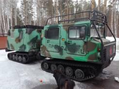 Hagglunds BV-206. Продается вездеход, 2 800 куб. см., 2 000 кг., 4 500,00кг.