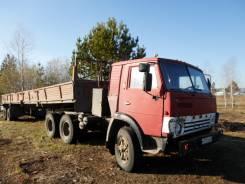 Камаз 5410. Продам +пприцеп 12 м., 10 850 куб. см., 15 000 кг.