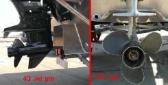 Shturman Jet Pro. Год: 2017 год, длина 4,50м., двигатель подвесной, 60,00л.с., бензин