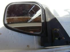 Зеркало заднего вида боковое. Mitsubishi Pajero Mini, H58A, H53A