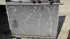 Радиатор охлаждения двигателя. Toyota Succeed, NCP50, NCP51, NCP55, NCP51V Двигатель 2NZFE