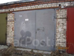 Продается гараж. р-н Индустриальный, электричество, подвал.
