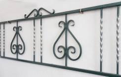 Металлоизделия - ворота, двери, решетки, ограды.