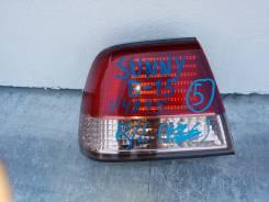 Стоп-сигнал. Nissan Sunny, SB15, FNB15, FB15, JB15, B15 Двигатели: SR16VE, QG13DE, YD22D, QG15DE, YD22DD