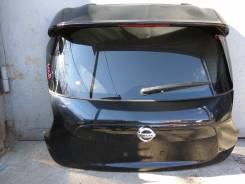 Дверь багажника. Nissan Juke