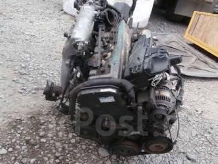 Двигатель в сборе. Toyota Gaia Двигатель 3SFE