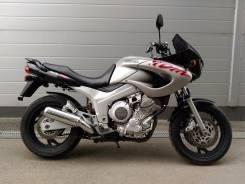 Yamaha TDM 850. 849 куб. см., исправен, птс, без пробега