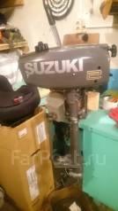 Suzuki. 2,00л.с., 2х тактный, бензин, нога S (381 мм), Год: 2006 год