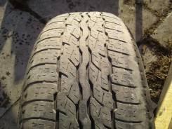 Bridgestone Dueler H/T D687. Всесезонные, 2011 год, износ: 70%, 1 шт