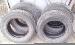Michelin IVALO 2. Зимние, шипованные, 2007 год, износ: 50%, 4 шт
