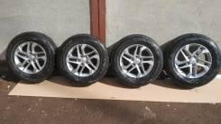 Продаются колёса. 6.5x16 5x114.30 ЦО 67,1мм.