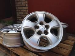 Mazda. 6.5x16, 5x114.30, ET45, ЦО 67,1мм.