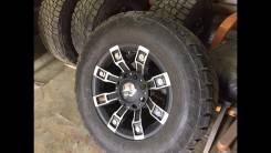Продам колеса. 9.0x18 6x139.70 ET0 ЦО 108,0мм.