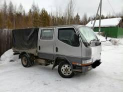 Mitsubishi Canter. Породам грузовик , 3 000 куб. см., 1 750 кг.