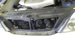 Дефлектор радиатора. Lexus GX470, UZJ120 Двигатель 2UZFE. Под заказ