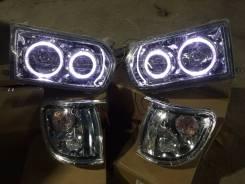 Линза фары. Nissan Terrano, TR50, LR50, PR50, LVR50, RR50