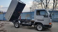 Nissan Atlas. самосвал 4WD, 2 700 куб. см., 1 250 кг.