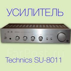 Cтерео Усилитель Technics SU-8011