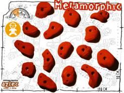 Набор зацепов для скалодрома Metamorphic