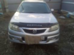 Mazda Familia S-Wagon. автомат, передний, 1.5 (110 л.с.), бензин, 230 тыс. км