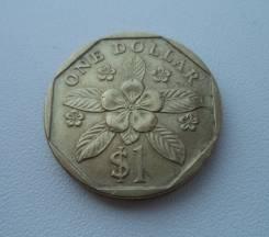 Сингапур, 1 доллар 1997 год
