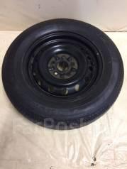 Новое колесо 205/65R15 Dunlop SP 27. 5.0x15 5x114.30 ET45 ЦО 60,0мм.