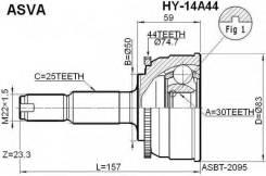 Шрус подвески. Hyundai Matrix Hyundai Lavita