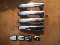 Ручка двери внешняя. Toyota Corolla, ZZE123L, ZZE120, ZZE121, NZE120, ZZE122, NZE121, ZZE123, ZZE124, NZE124, ZZE121L, ZZE120L
