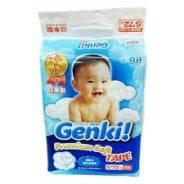 Genki. 4-8 кг 72 шт