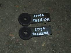 Крепление радиатора. Toyota Caldina, CT196V, CT196, ET196V, ET196 Двигатели: 5EFE, 2C