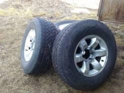 Продам колеса Terracan или Pajero. 7.0x15 6x139.70