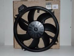 Вентилятор охлаждения радиатора. Renault Fluence Двигатель K4M