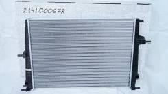 Радиатор охлаждения двигателя. Renault Fluence Двигатель K4M