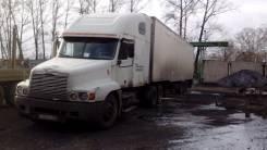 Freightliner Century. Продам фредлайнер центури 2002г с полуприцепом рефрежератор, 330 куб. см., 30 000 кг.