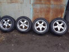 Toyota. 9.5x20, 5x150.00, ET50, ЦО 110,1мм.